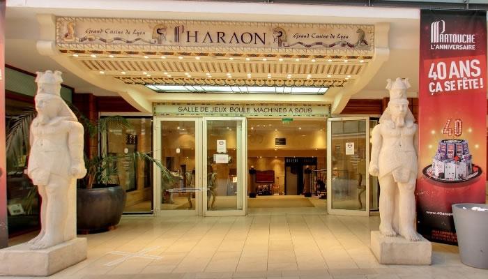 Casino de Lyon Le Pharaon – Groupe Partouche Adresse, Avis