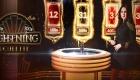 Lightning roulette Cresus Casino